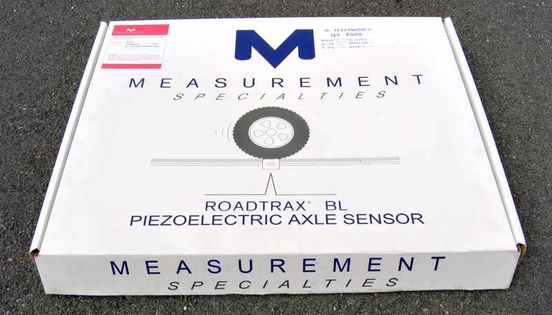 Measurement Specialties Roadtrax BL Sensor